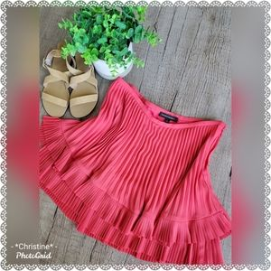 *Banana Republic LayerED Pleated Skirt 4*